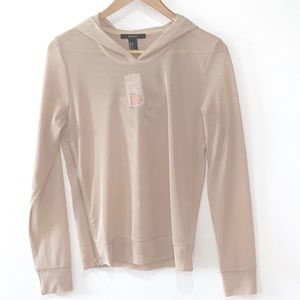 Forever 21 | Shear workout pullover jacket